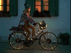 Advent, Advent, ein Lichtlein brennt ...