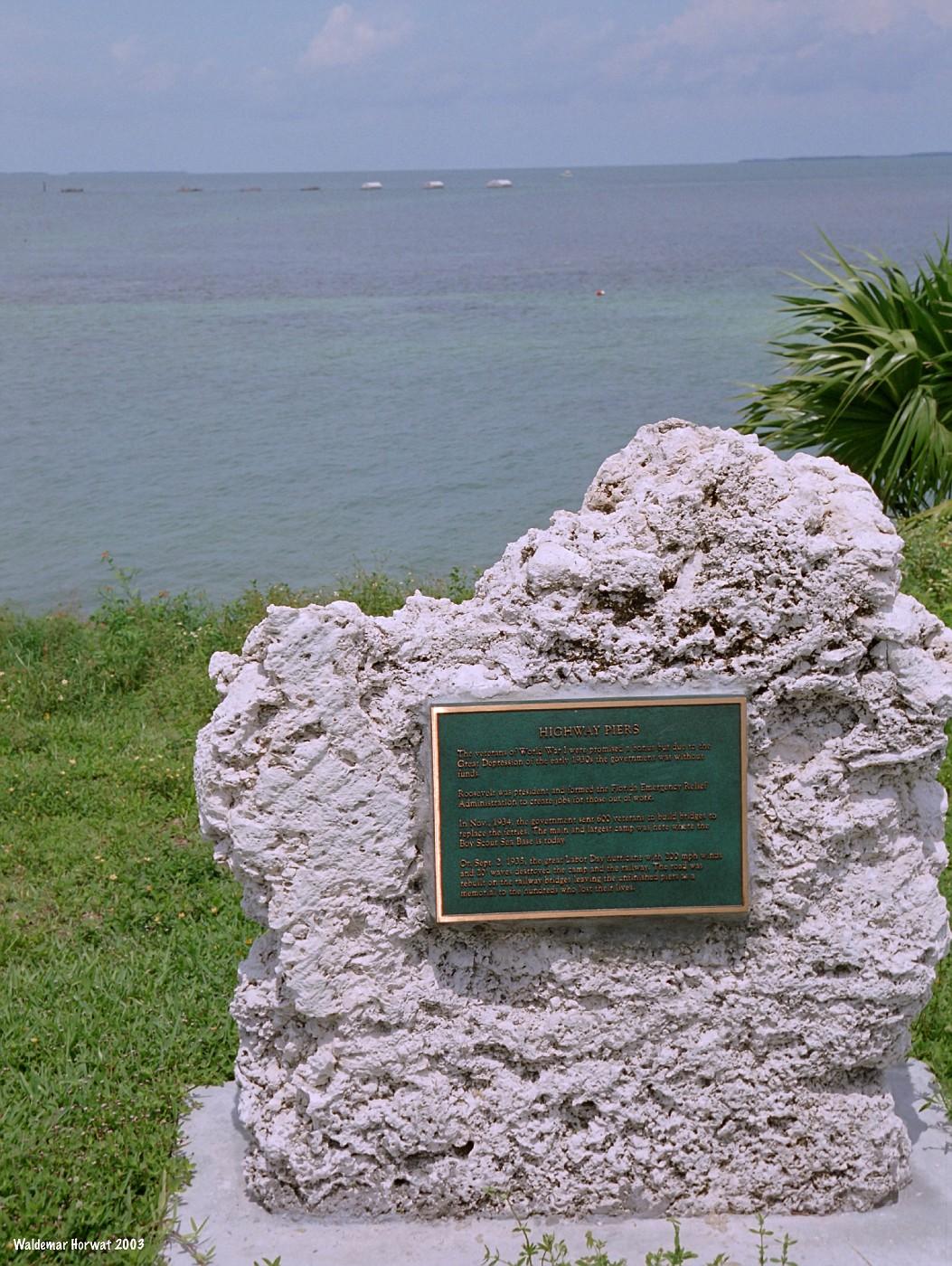 Piers Memorial