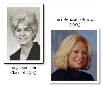 Jeryl Benczer Class of 1963
