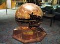 Arnaldo Pomodoro Globe