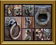 Door knockers, San Migeul de Allende