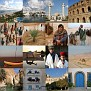 Tunisia collage