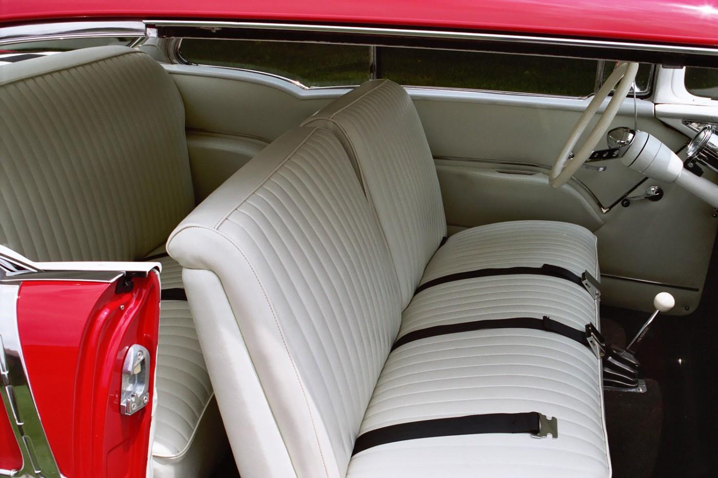 55 Chevy Vintage Style Interior