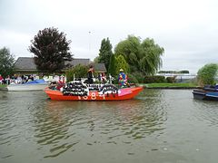 032. the clowns. Boat 4a
