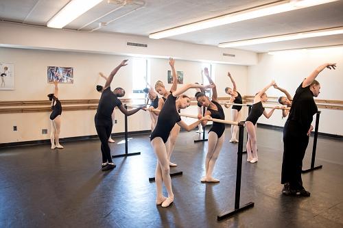 Brighton Ballet Practice DG-2