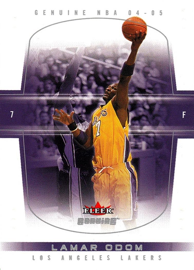2004-05 Fleer Genuine #023 (1)