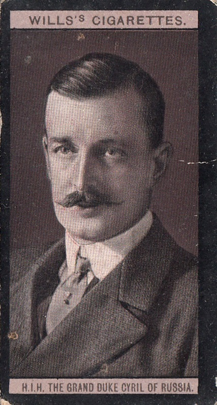1908 Wills European Royalty #066 (1)