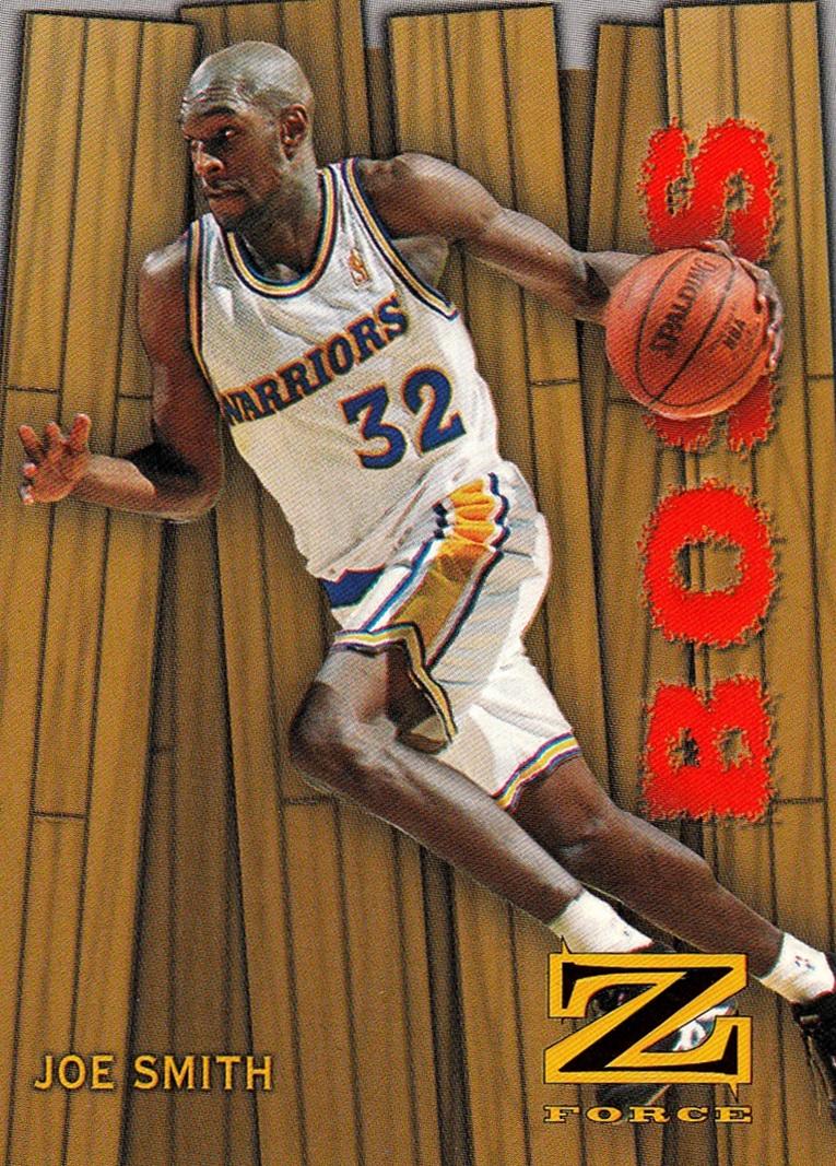 1997-98 Z-Force Boss #18B (1)