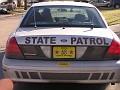 IA - Iowa State Patrol 2007 CVPI