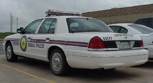 OK - Choctaw Tribal Police