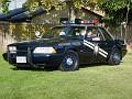 1990 Ford Mustang- Nevada Hwy Patrol