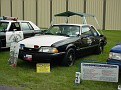 Texas DPS Hwy Patrol 1989 Ford Mustang