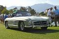 1957 Mercedes-Benz 300SL owned by Bill and Linda Feldhorn