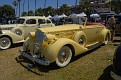 1937 Packard Convertible coupe roadster owned by Chuck Spielman