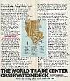 Brochure for World Trade Center Visitors~1984