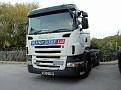 NK07 EWW   Scania R 420 6x2 unit