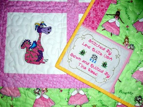 Brielle's fabrics