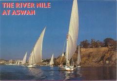 Egypt - Nile (World's Longest River)