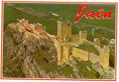 23 - JAEN - Castillo de Sta Catalina