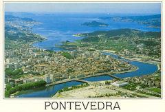 36 - PONTEVEDRA - Vista aerea