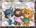 3 KittensCrystal