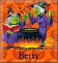 2 Green WitchBetty