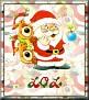 Santa with friendsTaLOL