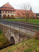 Brücke über Wiembecke