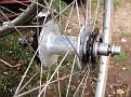 Fixed gear wheels without freewheeling!