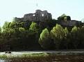 Ruine der Eversteiner Burg bei Polle