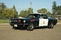 Atherton Police Mustang