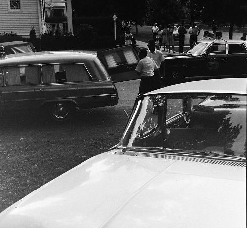 KS- Ransom Police 1965 Pontiac