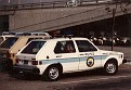 CA - Santa Monica Police VW Rabbit