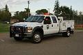 Walnut Creek PD bomb truck