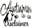 1Disclaimer-autcat