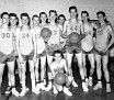 Norma School Basketball players, about 1959:  Can you name the players, starting from Left to Right? Email me if you can: ERayAustin@gmail.com