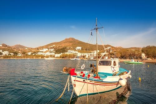 Grikos bay