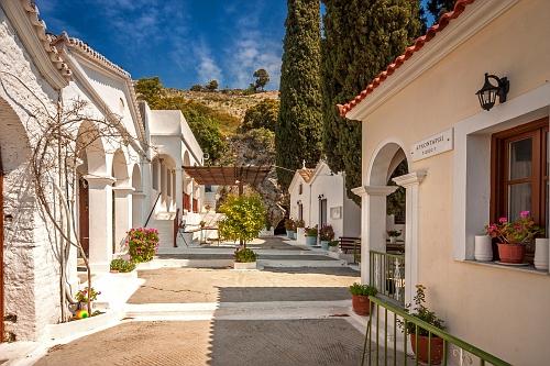 Panagia Spiliani Monastery