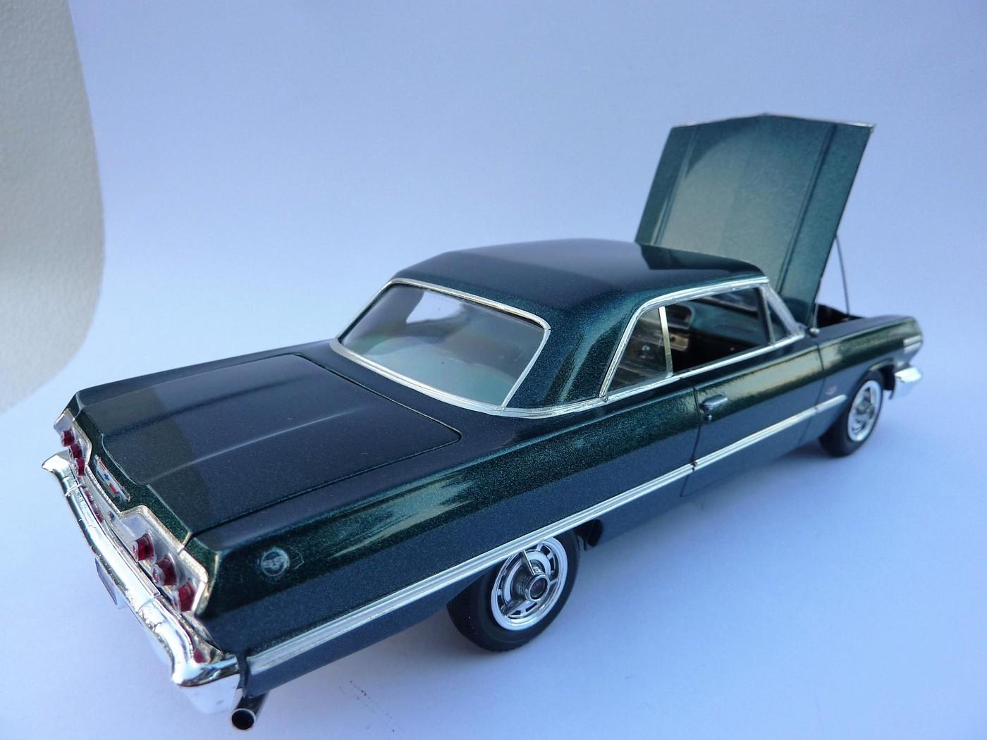 Chevrolet Impala 63 terminée - Page 2 Photo19-vi