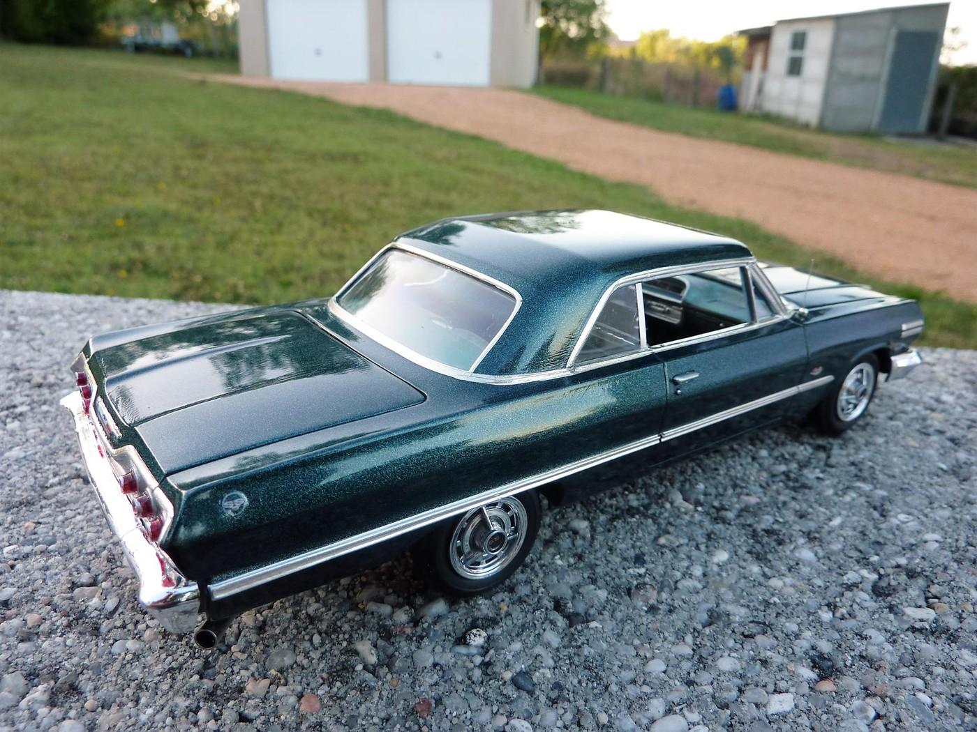 Chevrolet Impala 63 terminée - Page 2 Photo23-vi