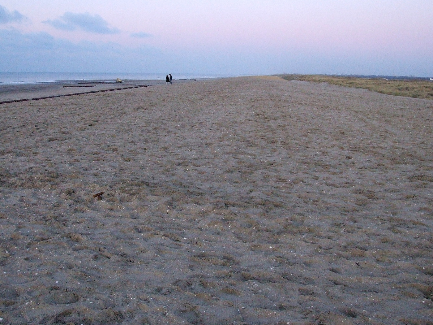 03. Same North direction, the dune must become higher