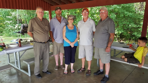 Paul, Mark, Gail, David, Jerry