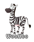 WooHoo - DancingZebra