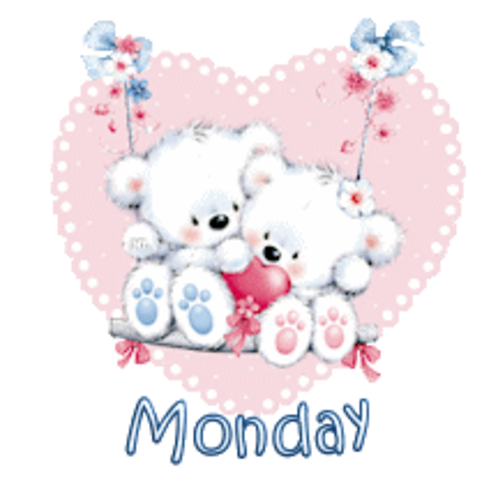 DOTW Monday - ValentineBearsCouple