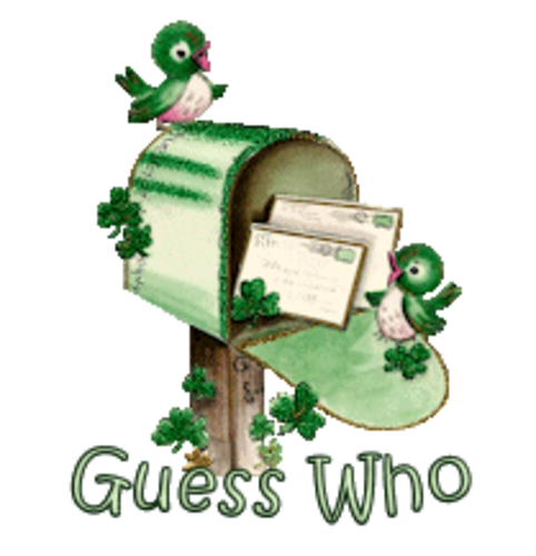 Guess Who - StPatrickMailbox16