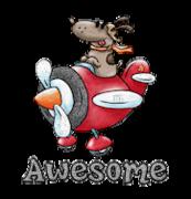 Awesome - DogFlyingPlane