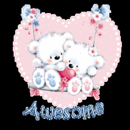 Awesome - ValentineBearsCouple