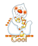 Cool - CandyCornGhost