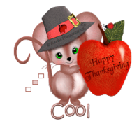 Cool - ThanksgivingMouse