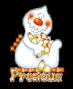Precious - CandyCornGhost